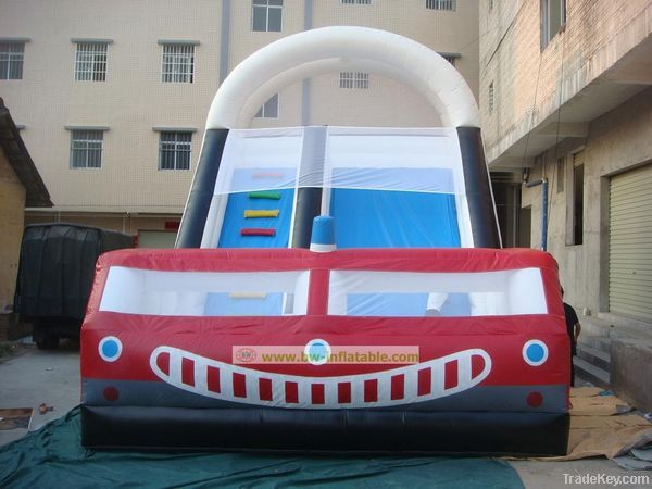 most popular inflatable water slider