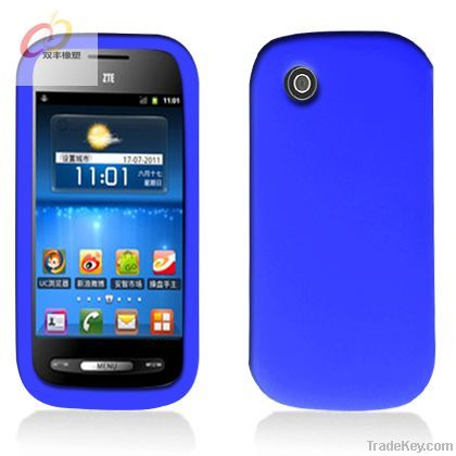silicone cell phone cover for N8 HTC SF-P-01