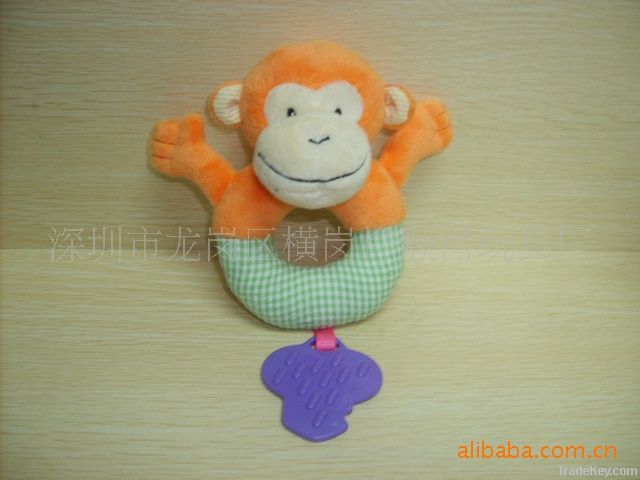 baby plush reethers toys