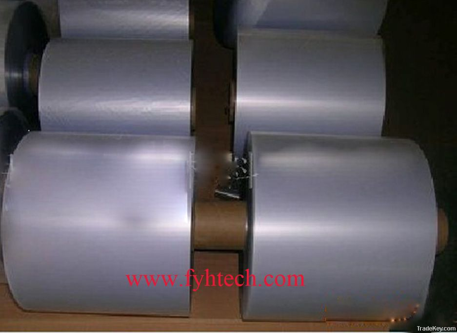 Coated pvc overlay film supplier