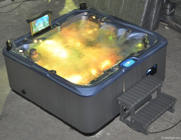 Outdoor hot tub JCS-17 with Acrylics material