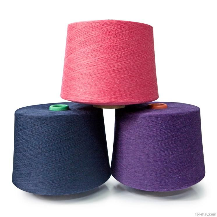 100%Cotton Dyed Yarn Series