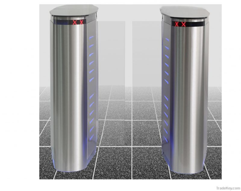 FULL AND HALF FLAP TURNSTILE SYSTEMS