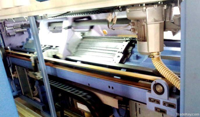 Machinary  Textile / Knitting Machine marks SHIMA SEIKE AND STOLL