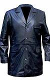 Men's Leather Blazers