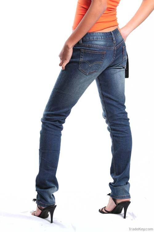 Women Skinny Jean C689