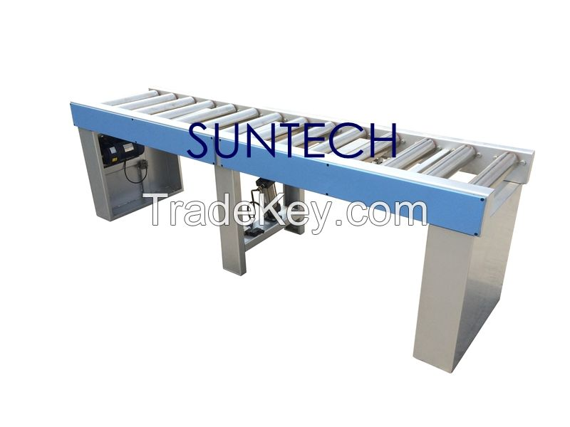 Automatic Fabric Roll Shrink Packing Machine