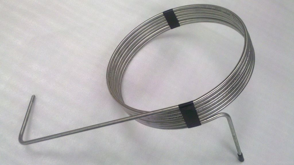 High Pressure Waterjet Coils
