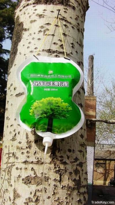 infusion bag for tree