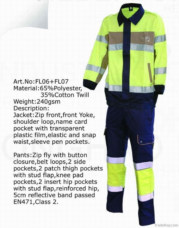hight qualiry workwear coverall