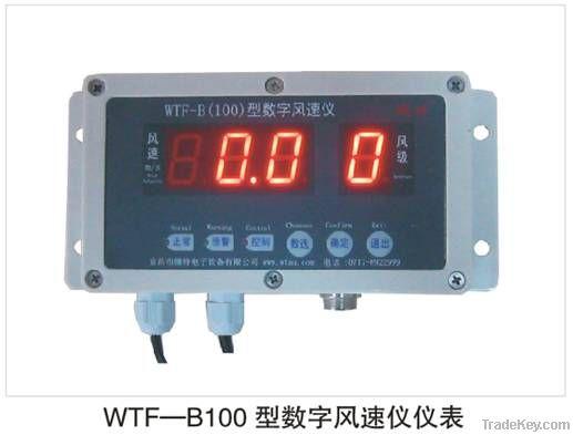 digital anemometer WTF-B100