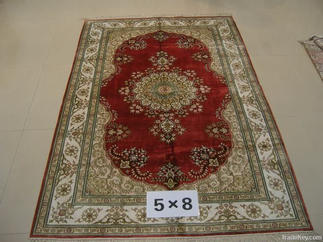 400L 5x8ft silk tapestry, wall hangs and tapestry, silk carpet