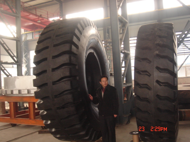 Truck OTR Tires