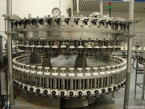 PET Bottling Filling Line Setup