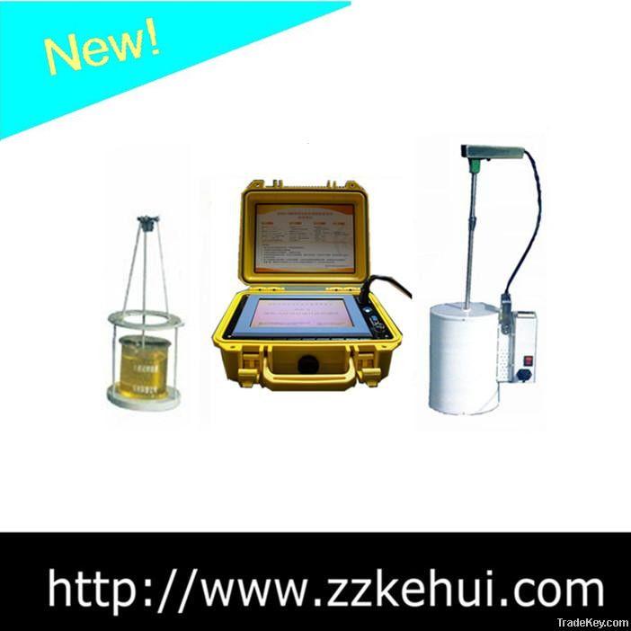 KHR-A portable detectorfor quenching medium performance