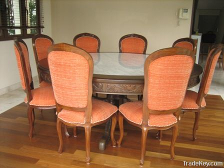 Teakia's Dining Sets