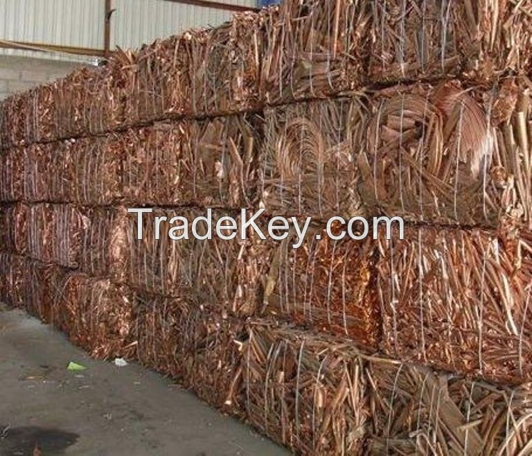 Copper Wire Scrap (Millberry) 99.99%
