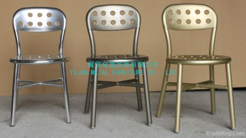 Cute Aluminium Children Chair