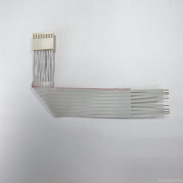 Flat cable assembly