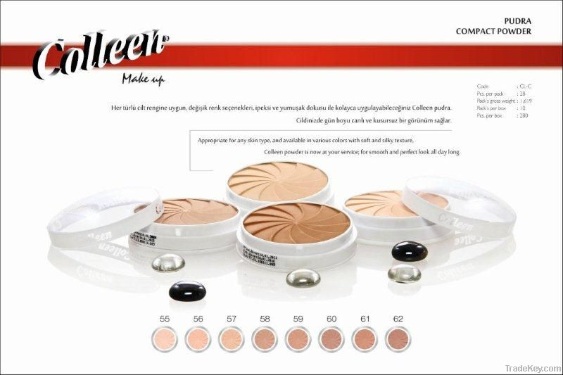 Colleen Compact Powder