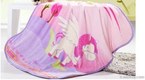 Polyester Children Blanket