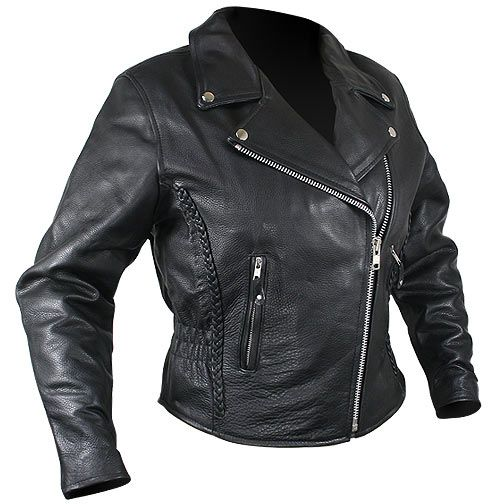 Motorbike Jacket for women