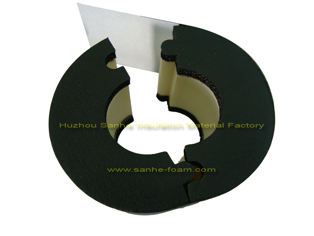 Insulation Foam Pipe Hanger Supporter
