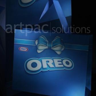 Paper Shopping Bag / Promotional Bag for Retail Shops