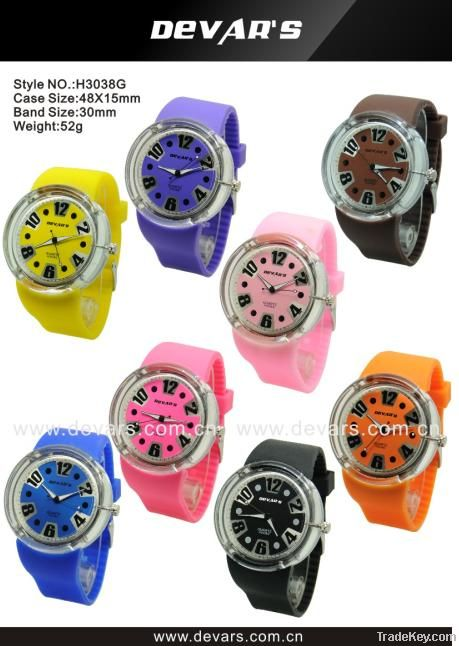 LED watches