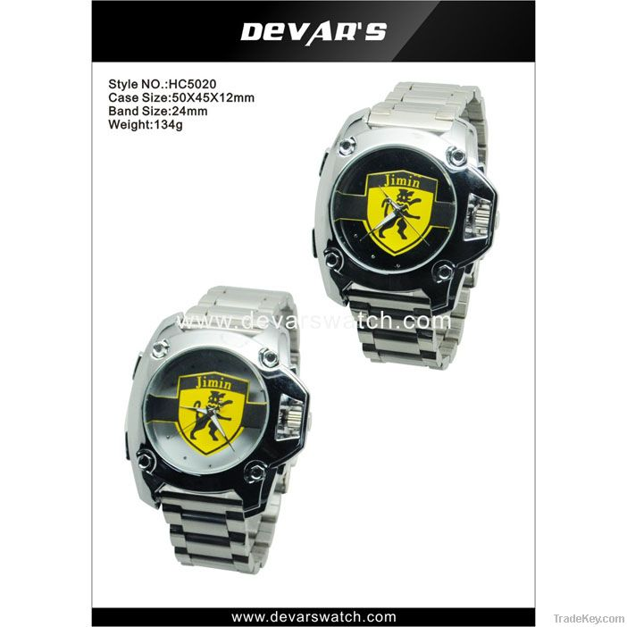 2013 New watches for Men japan movt