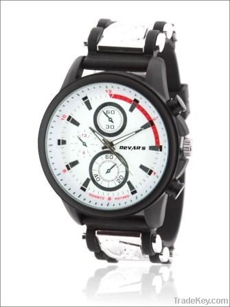 silicone wristband watches