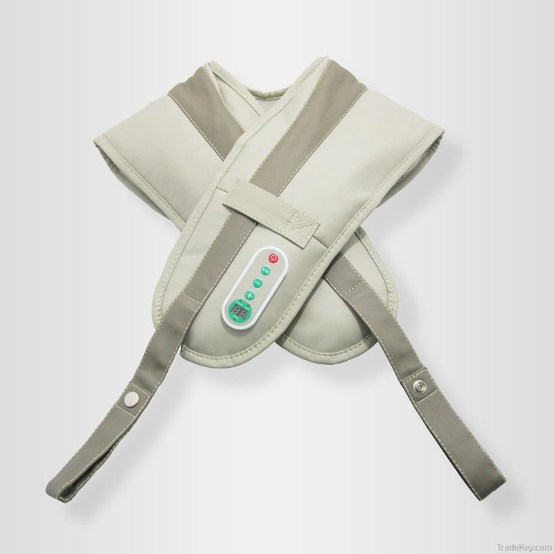 Powerful Tapping Shoulder Massage Belt