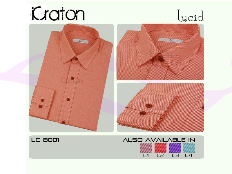 Men Shirt LC-B001