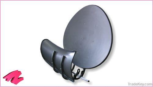 Toroidal T90 Multi-Beam Antenna