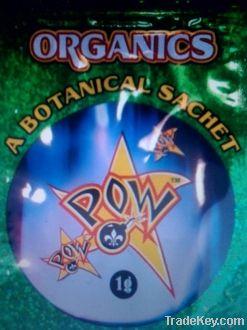 POW ORGANIC..