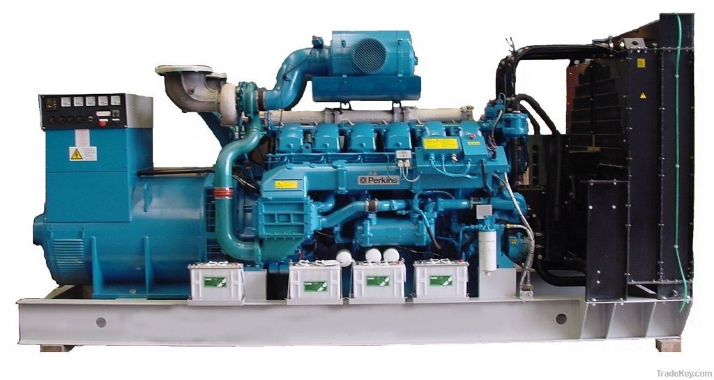 Perkins Power Generator