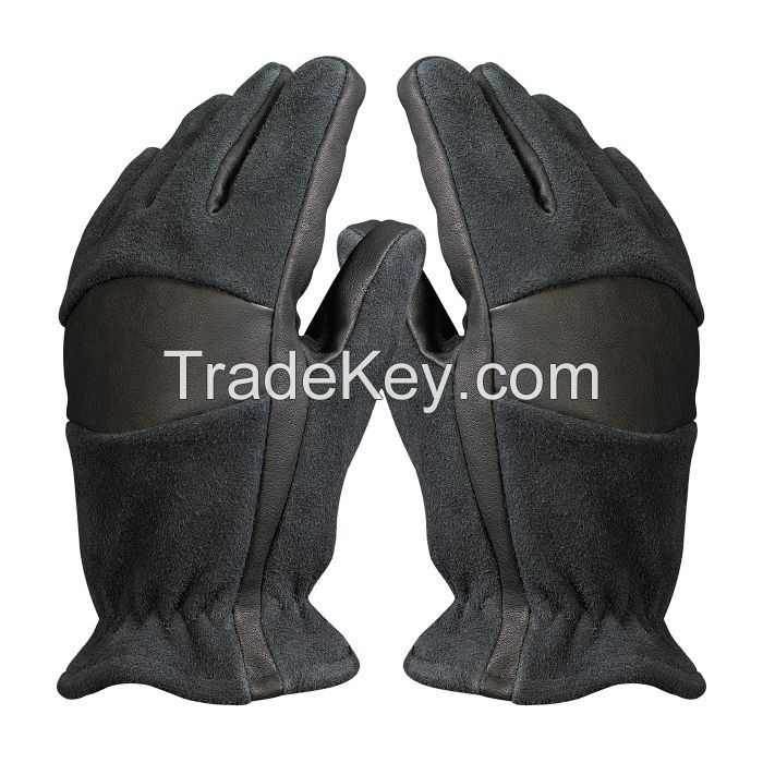 Premium Quality Leather Firefighting Gloves