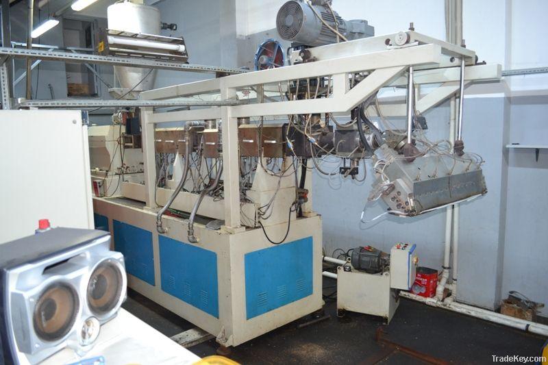 PET Sheet Extrusion Line Machine