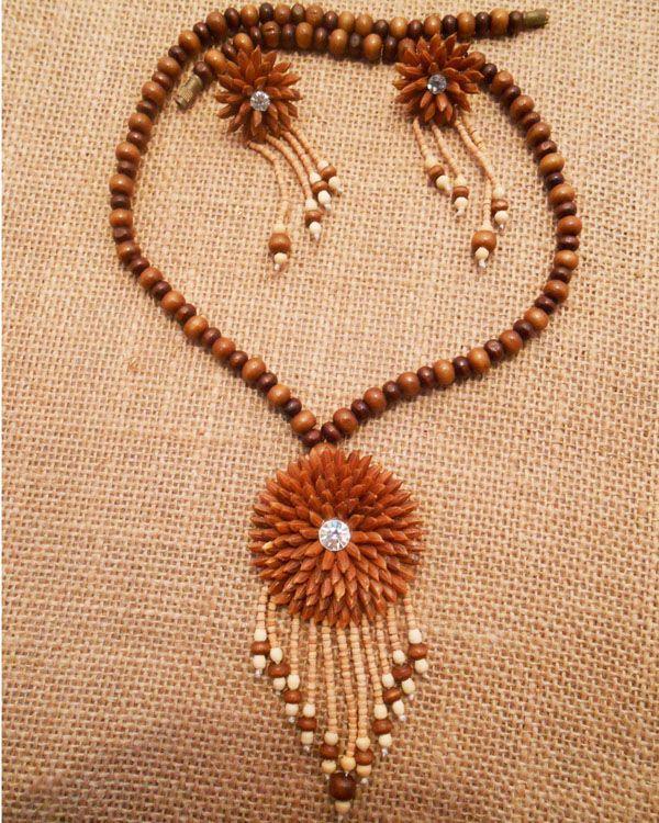 Rice Husk (Paddy) Jewellery