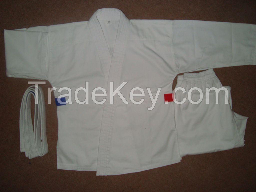 Martial arts wears