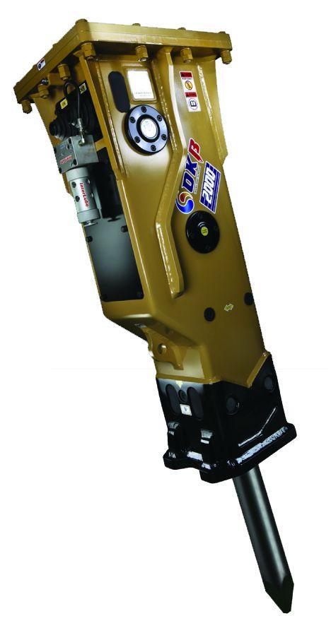 OKB Hydraulic Breaker