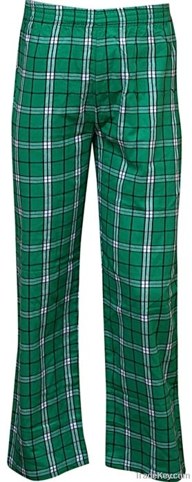 Checked Trouser