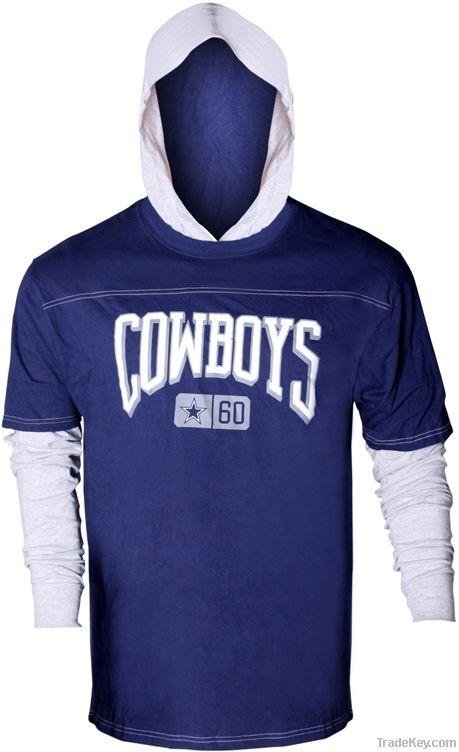Blue Hoodie (Cowboy)