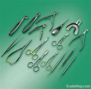 Dental Instruments, Equipments