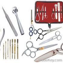 Beauty, Manicure, pedicure, Instruments,