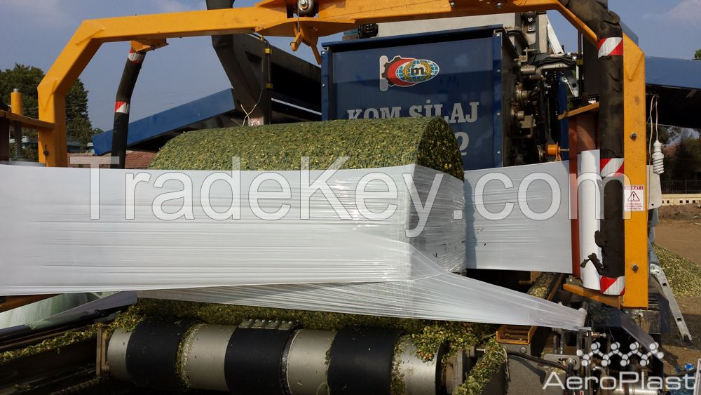 European silage wrap film | bale wrap Pro Wrap Ultra 750mm/20mic/1900m Made in Europe!