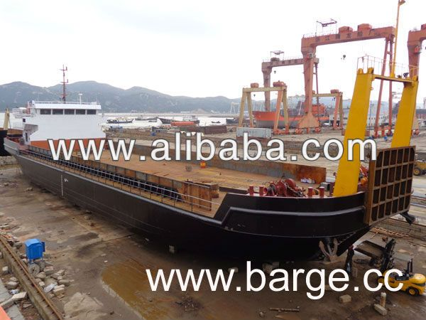 62.8M 1303 DWT LCT barge carrier  for sale