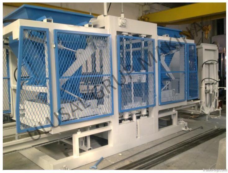 UG-025 Concrete Paver Making Machine
