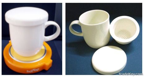 HOTTOP, Hot Plate for mug, Warmer for coffee