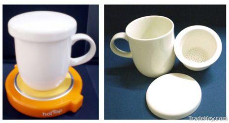HOTTOP, Hot Plate for mug, Warmer for mug